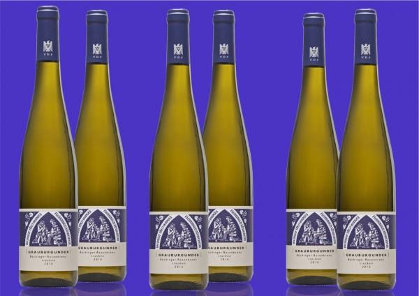 WEINGUT THEO MINGES 2016 Grauer Burgunder trocken Böchinger Rosenkranz (VDP, bio)