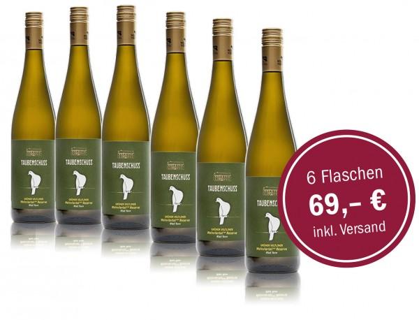 Weingut Taubenschuss, Grüner Veltliner Reserve 2016, Weinviertel