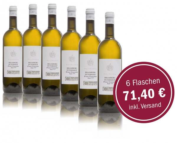 Weingut Christ, Wiener Gemischter Satz 2017, Wien